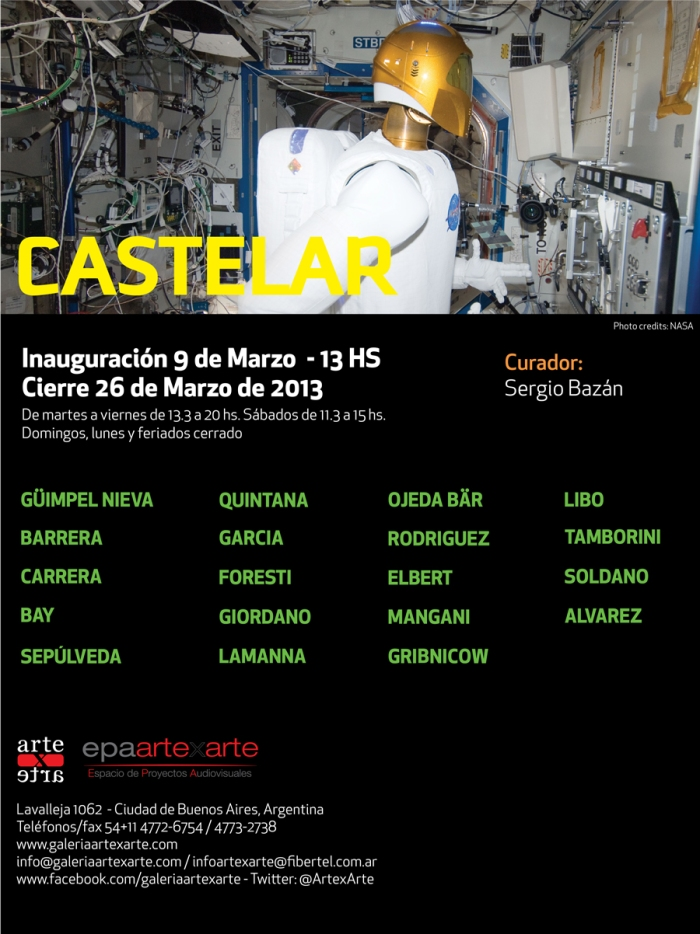 flyer Castelar